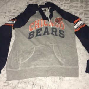 Women's Chicago Bears Lightweight Hoodie
